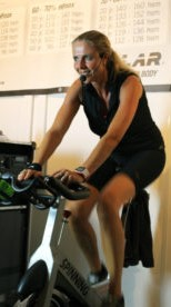 Spinning - Rachel Woltering Coaching en Training